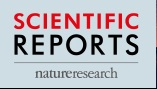 scientific reports nature